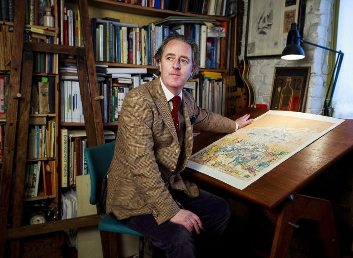 ADAM DANT for Spear's Magazine