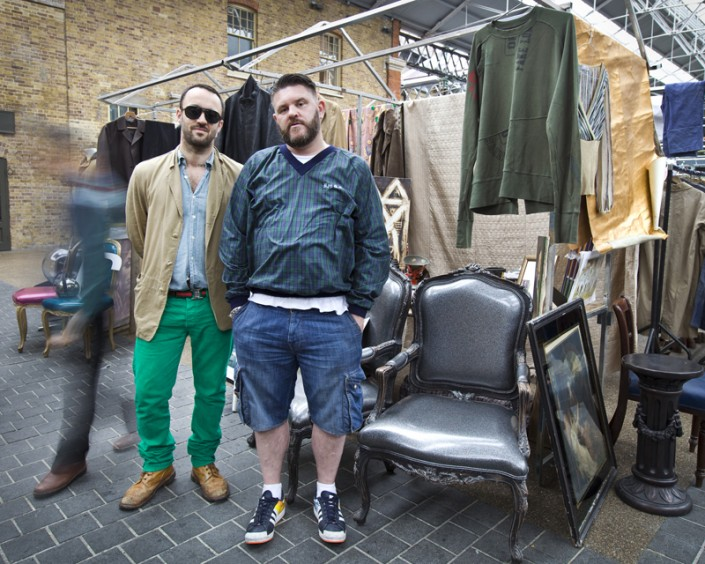 Spitalfields Market Portraits